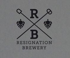 Resignation Brewery on Behance