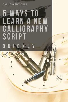 If you're like me and you can't learn one calligraphy script at a time, this post is for you. I share with you five ways to learn a new calligraphy script quickly, without sacrificing the ones you already know. Calligraphy Tutorial, Learn Calligraphy, Reds Bbq, Alphabet Board, The Good German, Grilling Gifts, Beautiful Calligraphy, Summer Barbecue, Practical Gifts