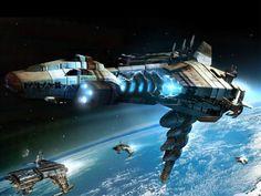 Spaceship Art, Spaceship Concept, Sci Fi Anime, Craft Station, Babylon 5, Sci Fi Shows, Mode Of Transport, Space Crafts, Sci Fi Art