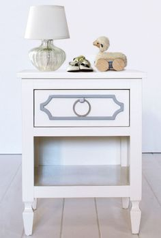 Beverly : Bedside Table
