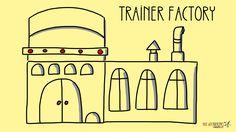 Trainer Factory • Die offene x kreative Trainer Werkstatt für jedermann
