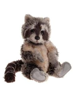 Isabelle Collection 2015 Treetop Racoon