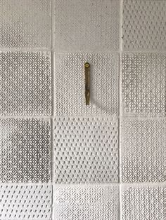 We just love the detail and texture of our handmade tiles