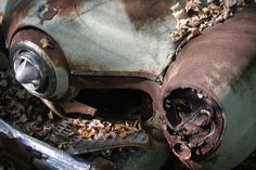 cars with patina - Google Search