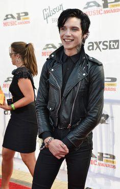 Andy Biersack Photos - 2014 Gibson Brands AP Music Awards - Arrivals - Zimbio