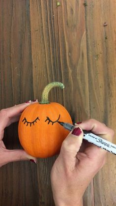8 Easy No Carve Pumpkin Decorating Ideas