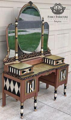mobili funky e design Furniture Fix, Unique Furniture, Rustic Furniture, Furniture Makeover, Furniture Design, Outdoor Furniture, Furniture Ideas, Furniture Vintage, Furniture Layout