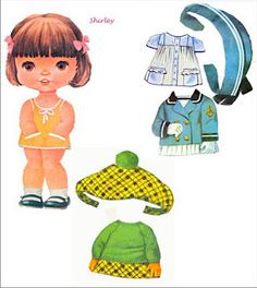 Bambina Shirley & Clothes