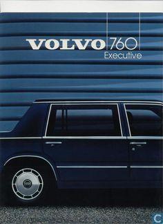 Books - Volvo 700 - Volvo 760 Executive
