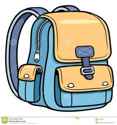 School Bag Royalty Free Stock Photos - Image: 31290118
