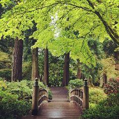 Portland Japanese Garden - Portland, OR