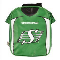 Saskatchewan Roughriders Lunch Bag Cooler Saskatchewan Roughriders, Must Haves, Pride, Lunch, Sports, Bags, Handbags, Eat Lunch, Sport