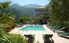 Hotel de charme mare monti Feliceto Balagne Corse