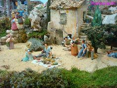Santons et crèches de Provence