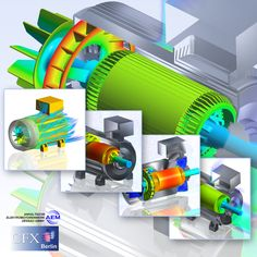Designing Motors with a Coupled Simulation Approach http://buff.ly/1Kz8eWI  #SimulationFriday #Multiphysics