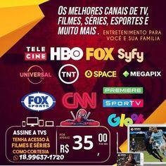 Lista Iptv Brasil, Ver Tv Online Gratis, Tv Box, Internet, Vivo, Kawaii, Entertainment, Movies