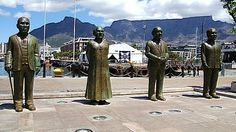 South African Heroes, V Waterfront