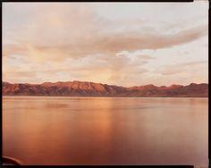 Pyramid Lake No. 6 photo by Richard Misrach, 1991