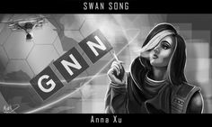 [Swansong art] Anna Xu by Devtexture on DeviantArt