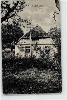 51870500 - Grossmoellen Mielno Postamt