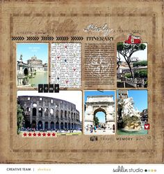 I ❤ Italy by deekaa featuring Around the World by Sahlin Studio and Britt-ish Designs http://the-lilypad.com/store/The-Ultimate-Round-Trip-Ticket-Bundle.html