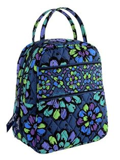 a7c208f14e Lunch Bunch in Indigo Pop.I already have a Vera Bradley lunch bag that I  like