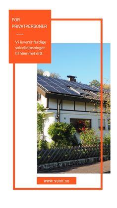 Vi leverer ferdige solcelleløsninger til hjemmet ditt.  Blant våre løsninger finner du pakker komplett med alt du trenger for å gjennomføre å bygge ditt solcellesystem. Om du ikke ønsker å håndtere installasjonen selv kan vi også hjelpe deg både med design av løsningen på ditt tak samt utføre installasjonen fra A til Å. Hos oss finner du også spesialkompetansen nødvendig for å designe og installere løsninger spesielt tilpasset for akkurat ditt tak. Garage Doors, Outdoor Decor, Home Decor, Velvet, Decoration Home, Room Decor, Carriage Doors, Interior Decorating