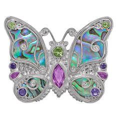 Offerings Sajen Paua Shell Butterfly with by SajenOfferings