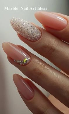 15 cute nail art designs to welcome the summer - ., 15 cute nail art designs to welcome the summer - Cute Nail Art Designs, Nail Polish Designs, Bright Nails, Shiny Nails, Glitter Nails, Glitter Girl, Gold Nails, Black Glitter, Black Nails