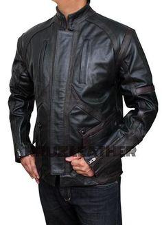 70c6d9be85 Captain America  Civil War Sebastian Stan Black Jacket - The Film Jackets  Film Jackets