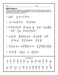 Sign Language Children's Series: Sign Language Fun # ...