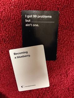 Funny Cards Against Humanity Answers : The Berry