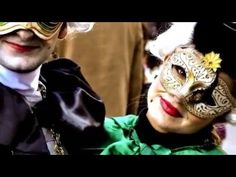Carnevale di Venezia 2016 (Video) the Best masks