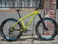 2013 Santa Cruz Chameleon 650b x 2.35