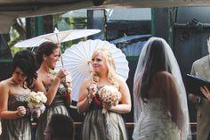 If it rains bring a parasol