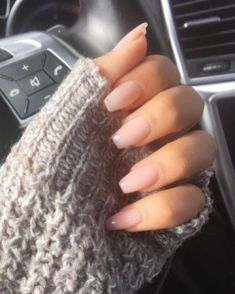 What is so fascinating about Nail Inspo Coffin Christmas 31 - .- What is so fascinating about Nail Inspo Coffin Christmas 31 Nail Art Nails - Cute Nail Polish, Cute Acrylic Nails, Polish Nails, Light Pink Acrylic Nails, Natural Acrylic Nails, Short Nails Acrylic, Acrylic Gel, White Coffin Nails, Nude Nails