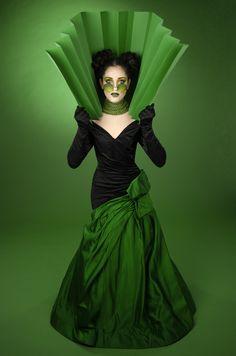 Emerald Empress by Danni Siminerio