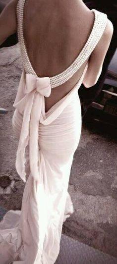 Dress Pearl back ❤️