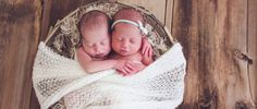 Twin Newborn Photography.  Twin Newborn Posing.  https://www.facebook.com/stephaniecottaphotography