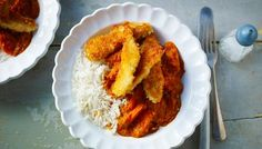 Chicken Katsu Curry Recipe #recipes
