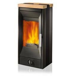 RIKA | Woodburning stove | Vitra Passive House