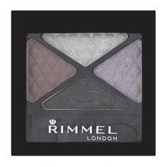 A nice change to the nude Smokey Eye. Goes nicely if you have Blue eyes like me!   Rimmel Glam Eyes Quad Eyeshadow 4.2g - feelunique.com