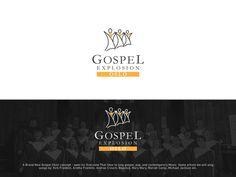 Great Logo Design № 124 at Www.designcontest.com https://www.designcontest.com/logo-design/gospel-explosion