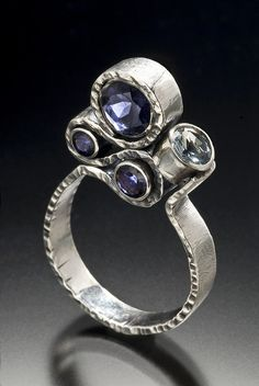 ring By Sara Westermark. I think this ones my favourite of hers.