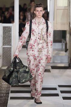 Male Fashion Trends: Antonio Marras Spring-Summer 2017