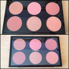 mac blush palette - Google Search