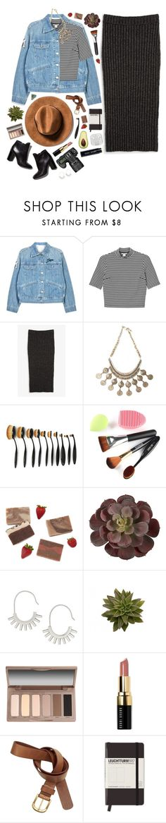 """""""Set 926 ft. Monki Knit pencil skirt"""" by yen-and-len ❤ liked on Polyvore featuring Étoile Isabel Marant, Monki, Urbiana, Madewell, Urban Decay, Pierre Hardy, Bobbi Brown Cosmetics, H&M, Leuchtturm1917 and Nikon"""