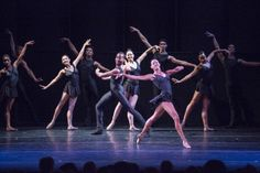 The Dance Theatre of Harlem performed at Astoria's Liberty Theater in April of 2015.