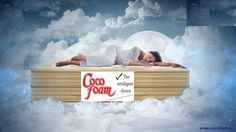 Cocofoam Mattress, Stay Healthy!  cocofoam.in