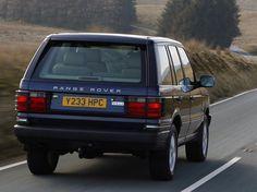 Używany Range Rover P38 (1995-2002)